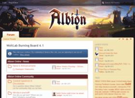 testforum.albiononline.com