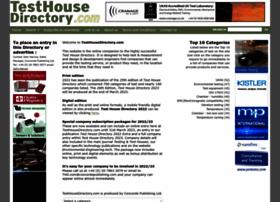 testhousedirectory.com