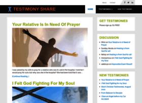 testimonyshare.com
