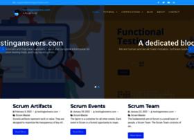 testinganswers.com