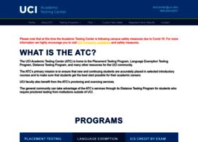 testingcenter.uci.edu