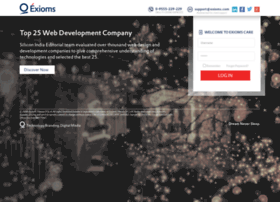 testingcrm.exioms.com
