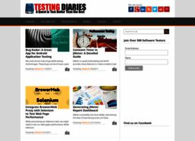 testingdiaries.com