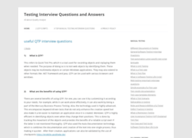 testinginterviewquestionsandanswers.com