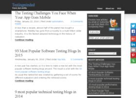 testingminded.com
