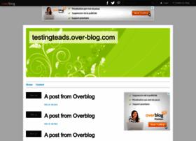 testingteads.over-blog.com