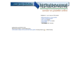 testleronline.com