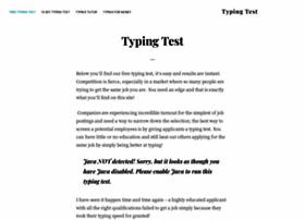 testmytyping.com