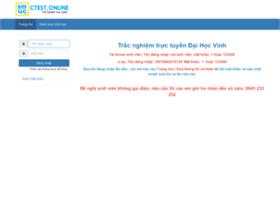 testonline.vinhuni.edu.vn