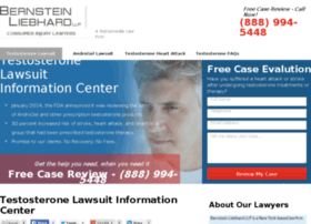 testosteronelawsuitcenter.com