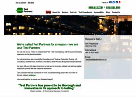 testpartners.co.uk