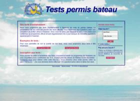 testpermisbateau.com
