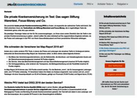 testprivatekrankenversicherung.de