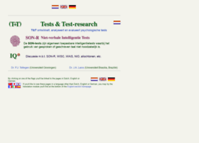 testresearch.nl
