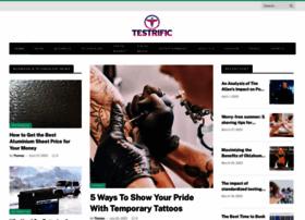 testrific.com