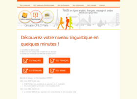 tests.campuslangues.com