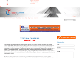 testsandcareers.com