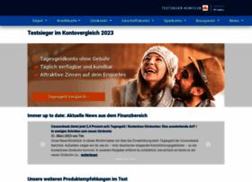 testsieger-konto.de