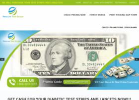 teststriprescue.com