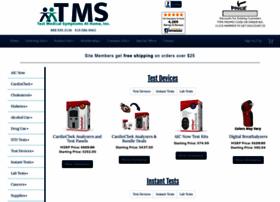 testsymptomsathome.com
