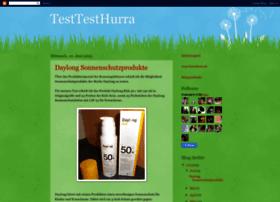 testtesthurra.blogspot.de