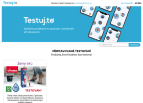 testujto.cz
