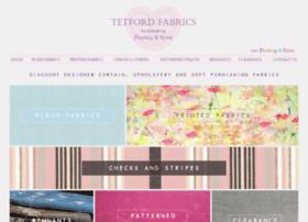 tetfordfabrics.co.uk