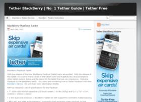 tetheringblackberry.com