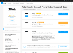 tetongravityresearch.bluepromocode.com