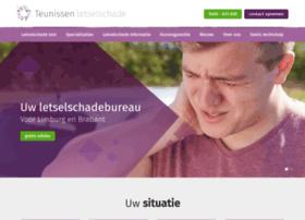 teunissenletselschade.nl