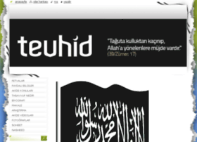 tevhid9.webnode.com.tr
