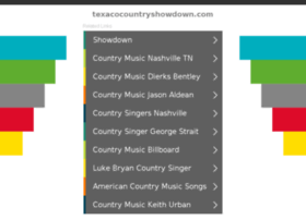 texacocountryshowdown.com