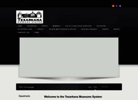 texarkanamuseums.org