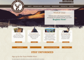 texas-wildlife.org