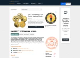 texas.lawschoolnumbers.com