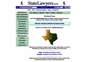 texas.statelawyers.com
