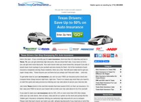texascheapcarinsurance.com