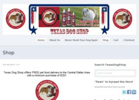 texasdogshop.com