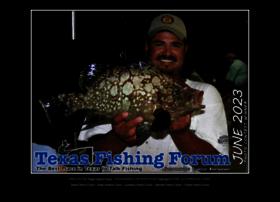 texasfishingforum.com
