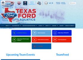 texasfordaquatics.com