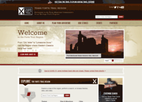 texasfortstrail.com