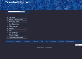 texashotjobs.com