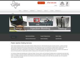 texasinjectionmolding.com