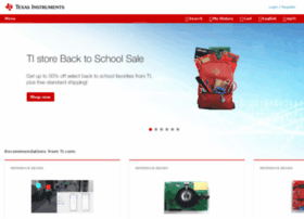 texasinstruments.com