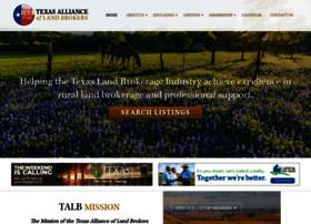 texaslandbrokers.org