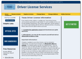 texaslicenseservices.org