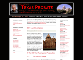 texasprobate.com