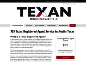 texasregisteredagent.net