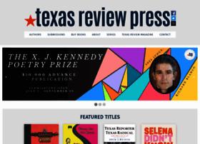 texasreviewpress.org