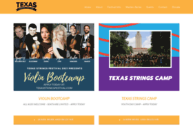 texasstringscamp.com